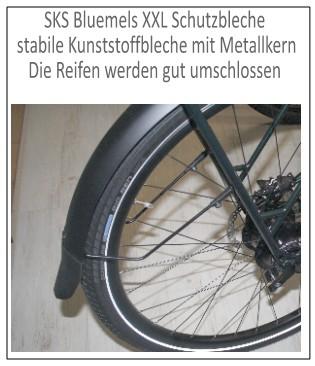 TT Schutzbleche: Trekkingbleche 60 mm Curana C Lite Aluminium