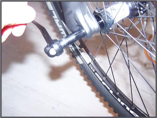 Fahrradreifen - Wechsel - Schlauch flicken/wechseln